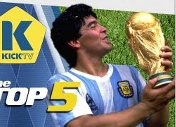 The World Cup Is BETTER Than The Super Bowl: Top 5 - YouTube