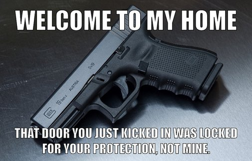 Welcome to my home! Glock 19 Edition