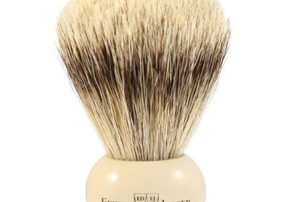 The single best way to improve your shave:  A Brush