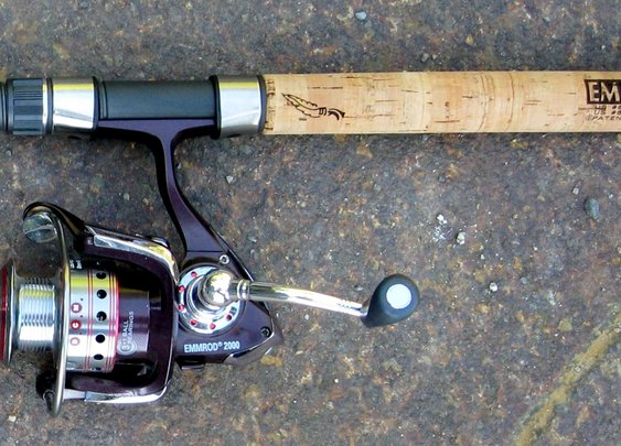 Emmrod® Packable Fishing Rod