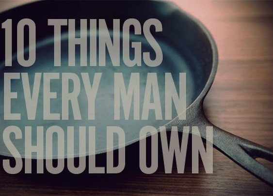 10 Things Every Man Should Own [Winter Edition]   Man Made DIY   Crafts for Men   Keywords: read, boot, style, kitchen