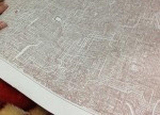 Man Spends 7 Years Drawing Incredibly Intricate Maze | Colossal
