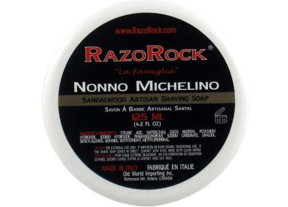 Handmade in Italy - RazoRock La Famiglia Shaving Soap