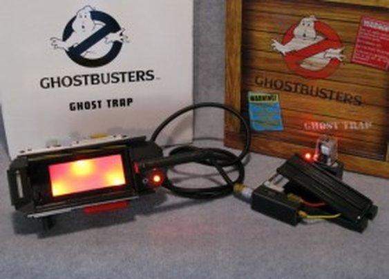 Mattel Ghostbusters Replica Ghost Trap | Cheaper Than A Shrink