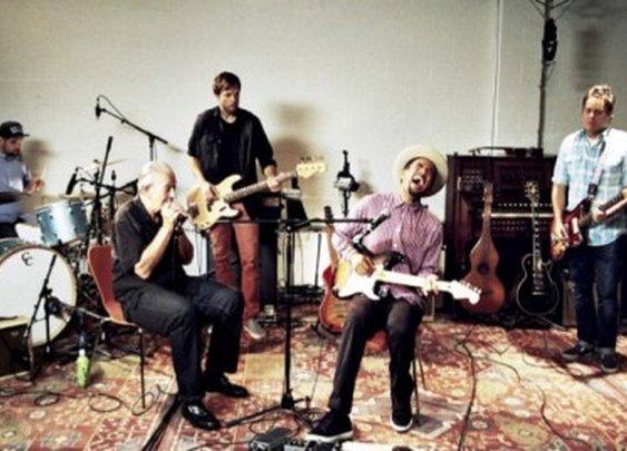 "Dark Blues: A Review of Ben Harper's  New Album ""Get Up!"""