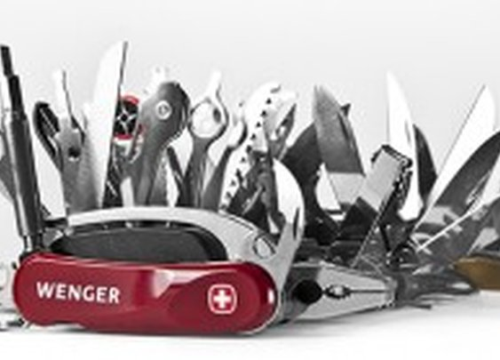 Wenger 16999 Giant Swiss Army Knife | Cheaper Than A Shrink