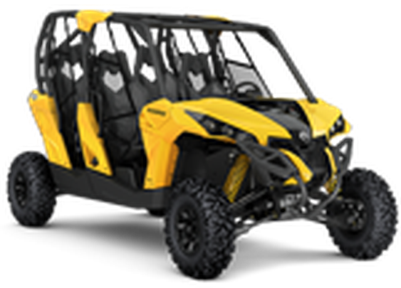 Maverick MAX X rs: New Sport 4-Seater Side-by-Side | Can-Am USA