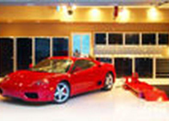 Moduline garage storage, dream garage photo gallery A