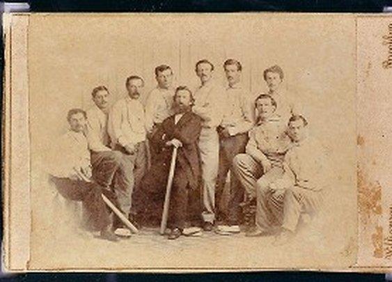 Rare 1865 baseball card fetches $92K at auction - ESPN