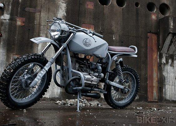Ural Solo sT custom motorcycle