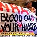 ABC, CBS, NBC Slant 8 to 1 for Obama's Gun Control Crusade | MRC