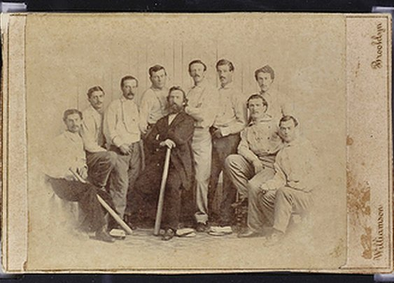 World's Oldest Known Baseball Card Sells For $92,000
