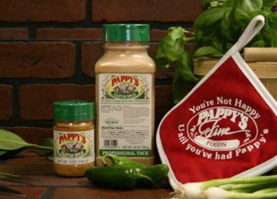 Pappy's Fajitas Spice - Pappy's Fine Foods