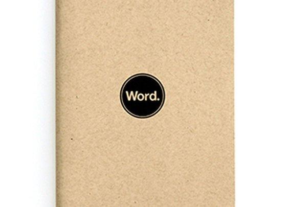 Huckberry | Word. Notebooks | (6) Natural