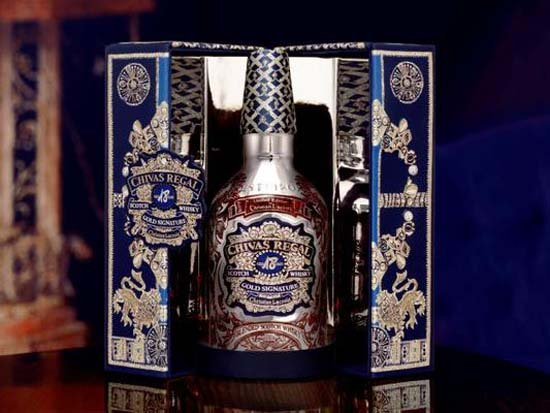 Chivas Regal 18 Year Old By Christian Lacroix