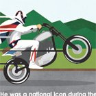 15 Things You Never Knew About Evel Knievel [infographic] - Primer