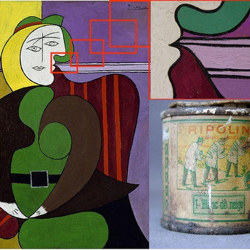 Picasso's Genius Revealed: He Used Common House Paint - Yahoo! News