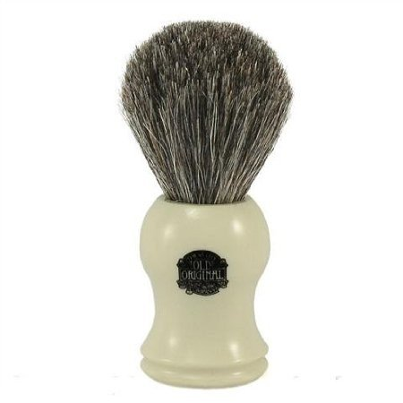 Vulfix Cream Handle Pure Badger Shaving Brush