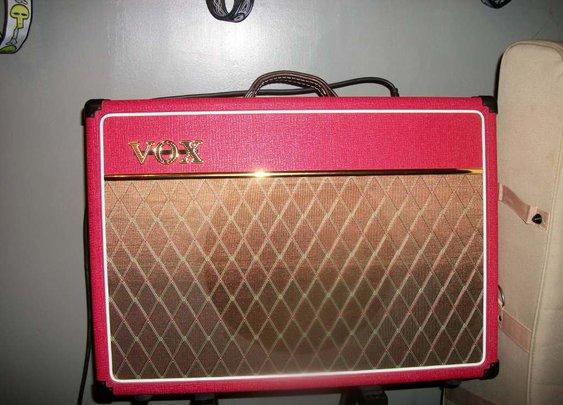 Vox AC15 RED