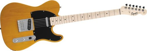 Squier Affinity Series Telecaster Special Electric Guitar | Musician's Friend