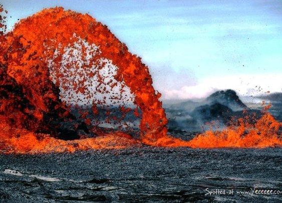 Volcanoes | 29 Pics — Yeeeeee