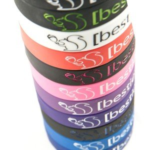 2 Pack Wristbands  |  Besties with Testies