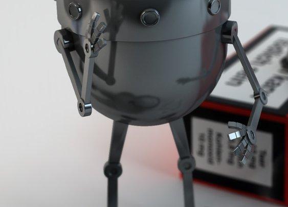 Little Robots   That Should Be Mine