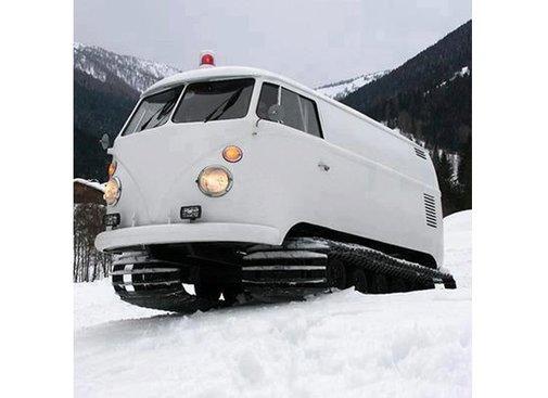 Huckberry   Vw Snowcat Adventuremobile