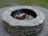 Building a Backyard Fire Pit : How-To : DIY Network