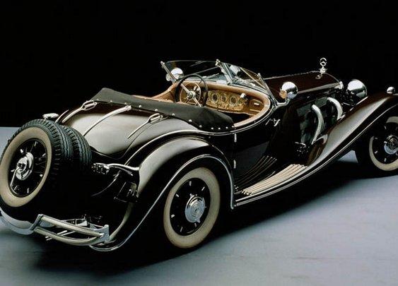 Mercedes Benz - 1937