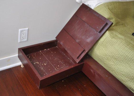 DIY Nightstands with Hidden Compartments | StashVault