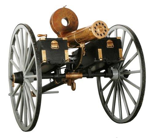 Gatlin Gun