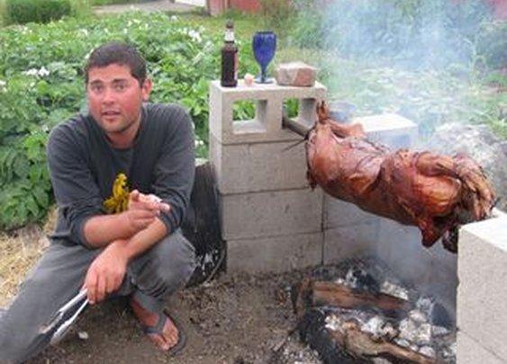 How to Roast a Pig