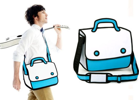Cartoon Bag