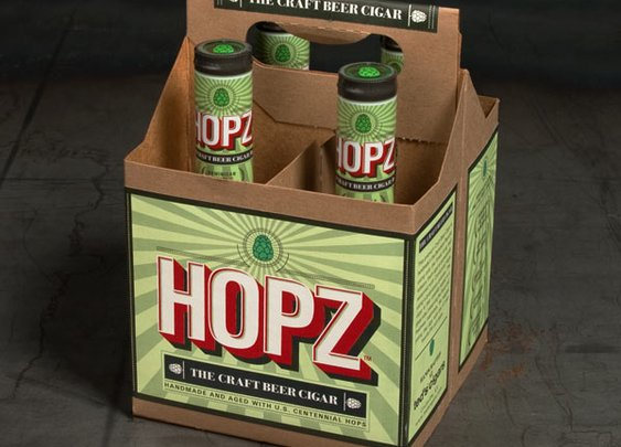 HOPZ Craft Beer Cigar (4-Pack)