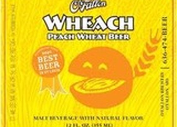 Find O'Fallon Wheach Beer