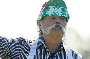 Bill Murray Gave A Breathtakingly Masterful Performance While Golfing This Weekend