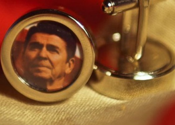 Ronald Reagan Cuff Links
