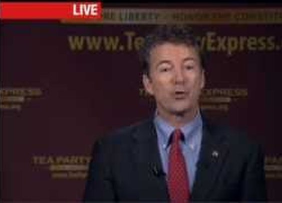 Rand Paul Gives Response To The President's State of the Union