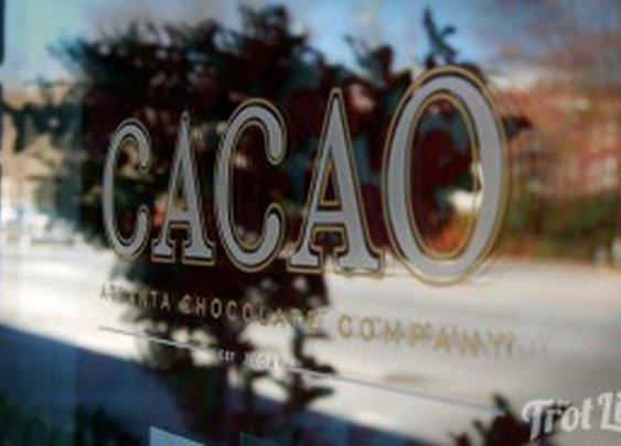 Cacao Atlanta Chocolate Co - Local Chocolate Shop Atlanta, GA | The Trot Line