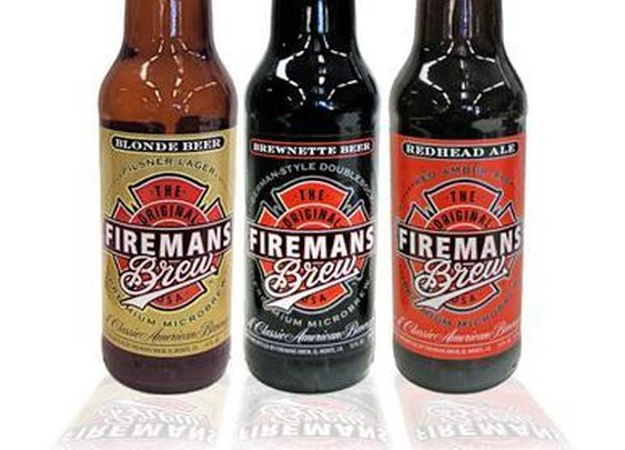 THREE BEERS FROM FIREMANS BREW « ALEHEADS