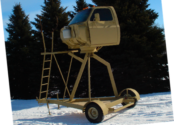 Roadhunter 360 Deer Stand