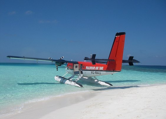 Maldivian Air Taxi DHC-6 Twin Otter