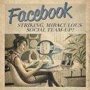 Retro Facebook Ad