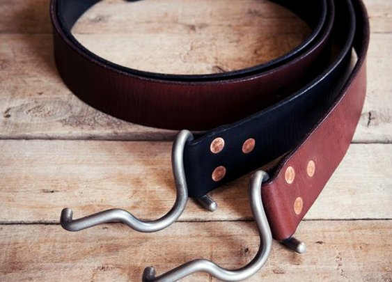 Blackcreek Mercantile Trap Belt | Cool Material