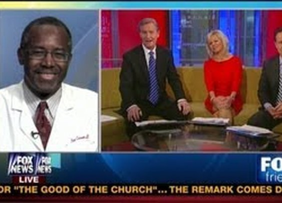Dr. Ben Carson Reviews State of the Union Address - Fox & Friends - 2-13-13 - YouTube