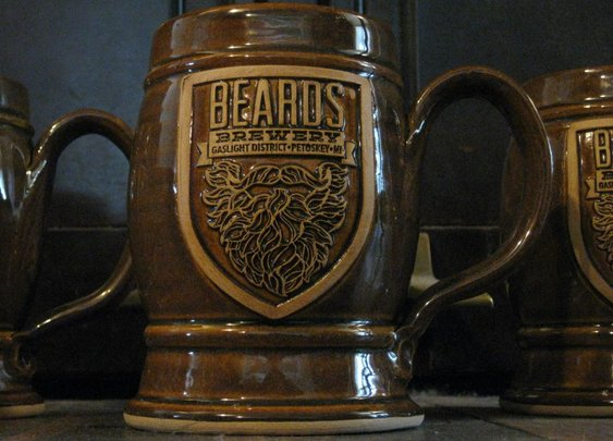 Beards Brewery Hand-Thrown Stein | Facebook