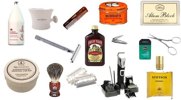 Manly Medicine Cabinet Essentials