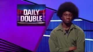 Teen Hilariously Wins Jeopardy!