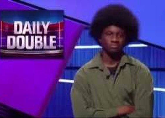 Teen Hilariously Wins Jeopardy!